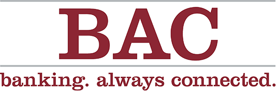 BAC Community Bank Homepage